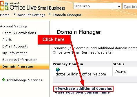 Come ottenere un nome di dominio completamente gratuito, con Controllo del DNS a Melbourne IT