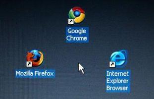 Come visualizzare le foto aperto in Internet Explorer 8