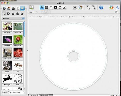 Come usare Roxio Disc Cover RE