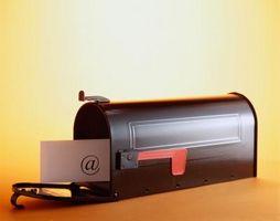 Come creare un catch-all Indirizzo e-mail