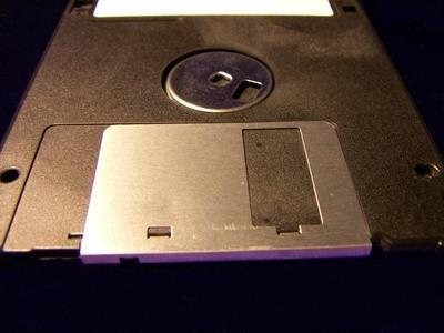 Come copiare un disco floppy di immagine per una porta USB