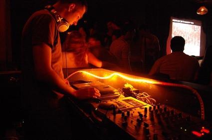 Strumenti Laptop DJ