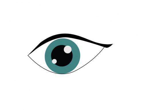 Come fare Vector Occhi in Illustrator
