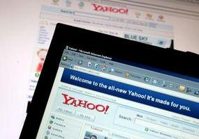 Come modificare Dimensione carattere in Yahoo Mail