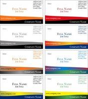Come stampare biglietti da visita in Microsoft Word