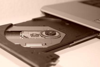 Come riparare un computer portatile DVD Drive