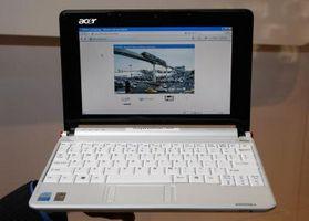 Come modificare una scheda wireless su un Acer Aspire One