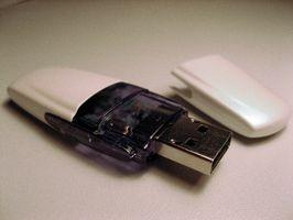 Come Utilizzare la memoria USB per la RAM su XP