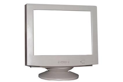 Come collegare un computer portatile ad un monitor CRT