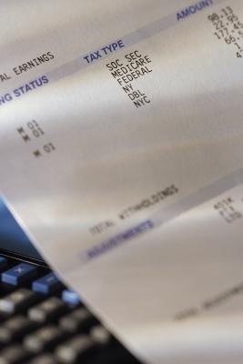 Come ottenere un fattura Quickbooks per riflettere pagamento quando si stampano