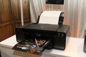Come reimpostare una cartuccia d'inchiostro Canon