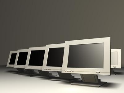 Come ottenere Laptop e desktop dello schermo per mostrare allo stesso tempo