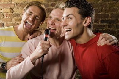 Come posso fare una copia del mio Karaoke CD?