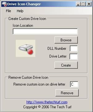 Come cambiare l'unità icona rigido in Risorse del computer