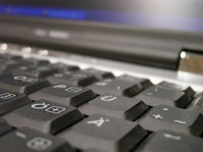 Spiegazione delle parti di una tastiera del computer portatile