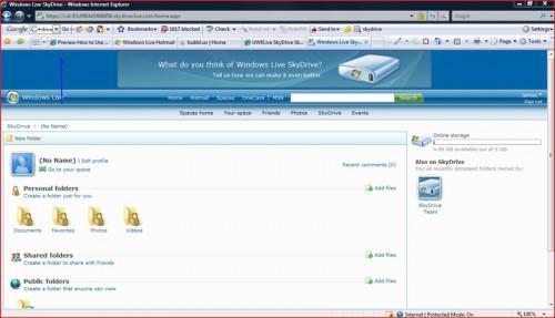 Come usare Windows Skydrive per condividere file di grandi dimensioni