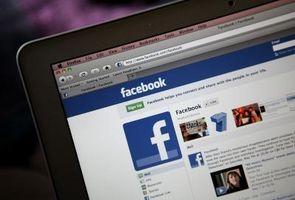 Come trovare una persona su Facebook con il loro Nome schermata