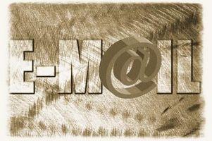 Come eliminare un indirizzo e-mail Inattivo