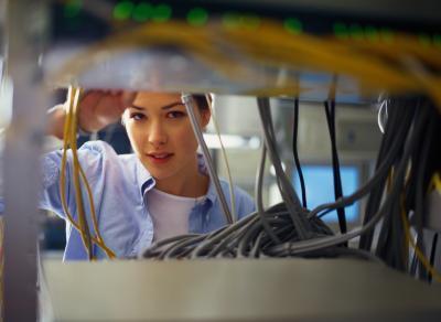 Come collegare uno switch Ethernet a un adattatore Powerline