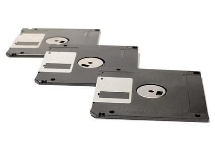 Invenzione del Floppy Disc