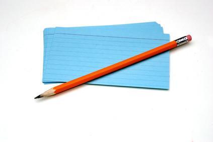 Come creare le vostre carte nota