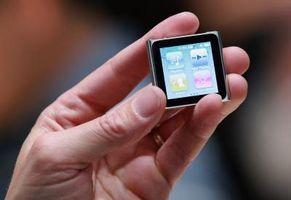 Come faccio a visualizzare i file PDF sul mio iPod Nano?