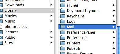 Come spostare Impostazioni Mail Apple e-mail su un Mac