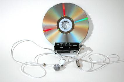 Come copiare musica da un CD in un lettore MP3