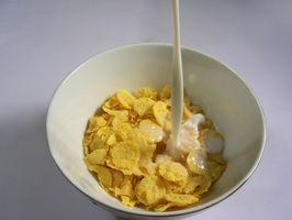 Come progettare una scatola di cereali in linea