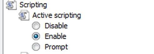 Come risolvere i problemi JavaScript in Windows 98