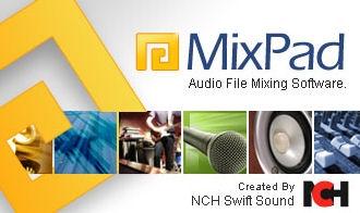 Come aggiungere canto a un Utilizzando MixPad strumentale pista