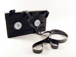 Come convertire una uscita VHS video a un ingresso computer