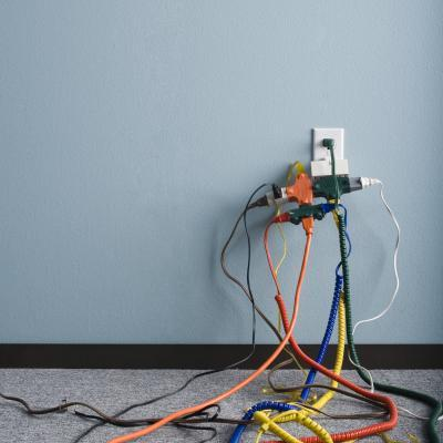Si può sovraccarica Elettronica?