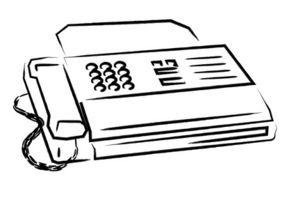 Come inviare un PDF in un fax Con Windows Fax