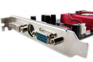 Come aggiornare un padiglione ZD8000 scheda HP Video