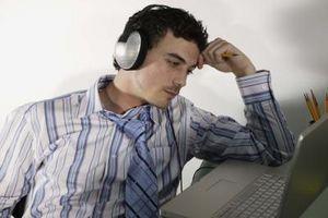 Un rumore gorgogliante su Skype