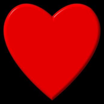 Come fare un simbolo del cuore a una chiave