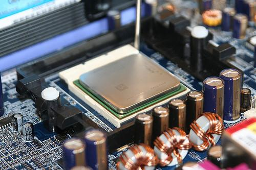 Qual è la ventola del processore in una CPU?