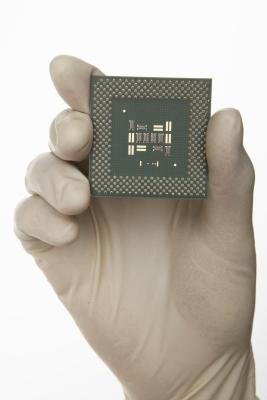 Pentium 4 e Athlon Sempron Computer Processor fatti
