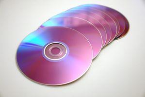 Come masterizzare un DVD su un CD-R