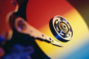 Come formattare un disco rigido con Windows XP Pro