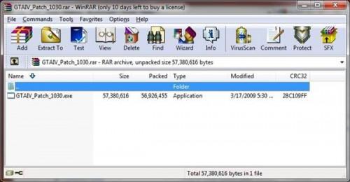 Come usare WinRAR Software