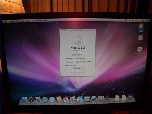 Come costruire un computer Mac su una piattaforma PC