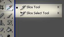 Qual è lo strumento sezione in Photoshop utilizzato per?