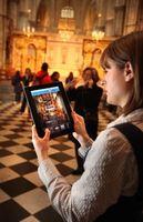Come collegare varie foto in una e-mail su iPad