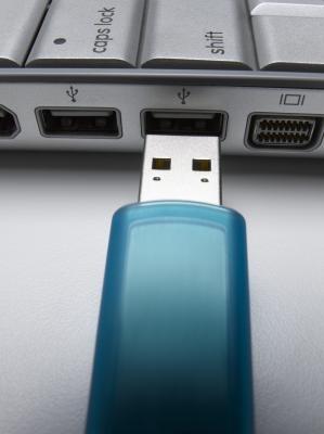 Come scaricare i file su una Memory Stick