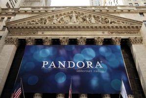 Si può usare il vostro Radio Pandora nella vostra Home Stereo?