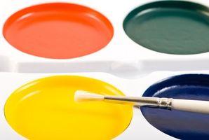 Come creare un'immagine con uno sfondo trasparente in Paint