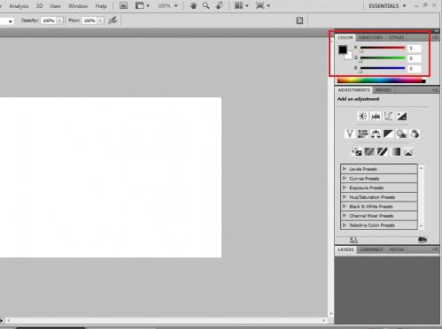 Come disegnare un cuore in Photoshop