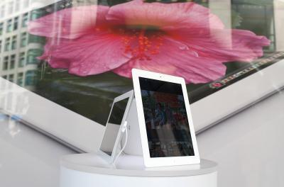 Come fare Nuovo sfondo da una foto Inviato ad un iPad
